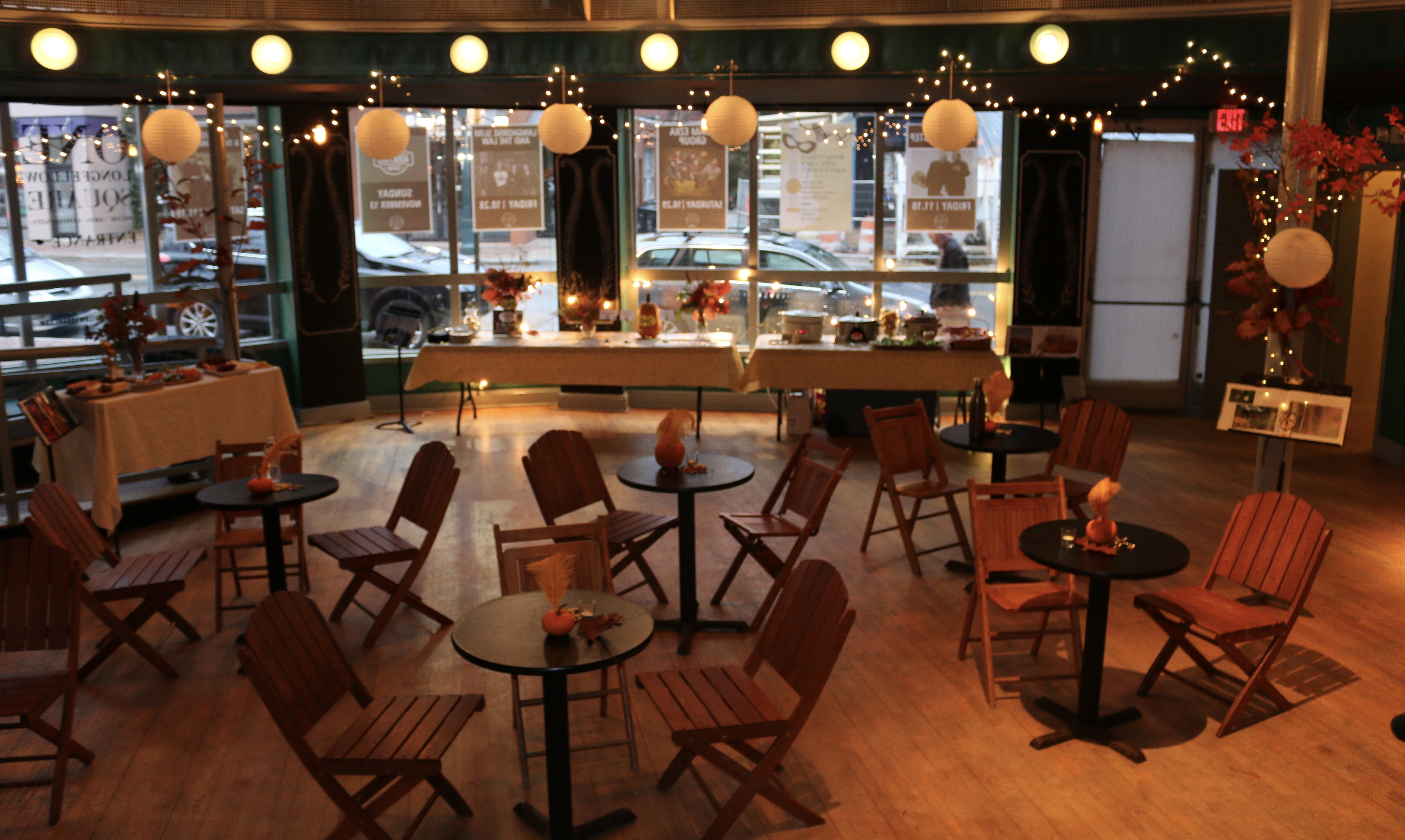 special event rental space one longfellow square